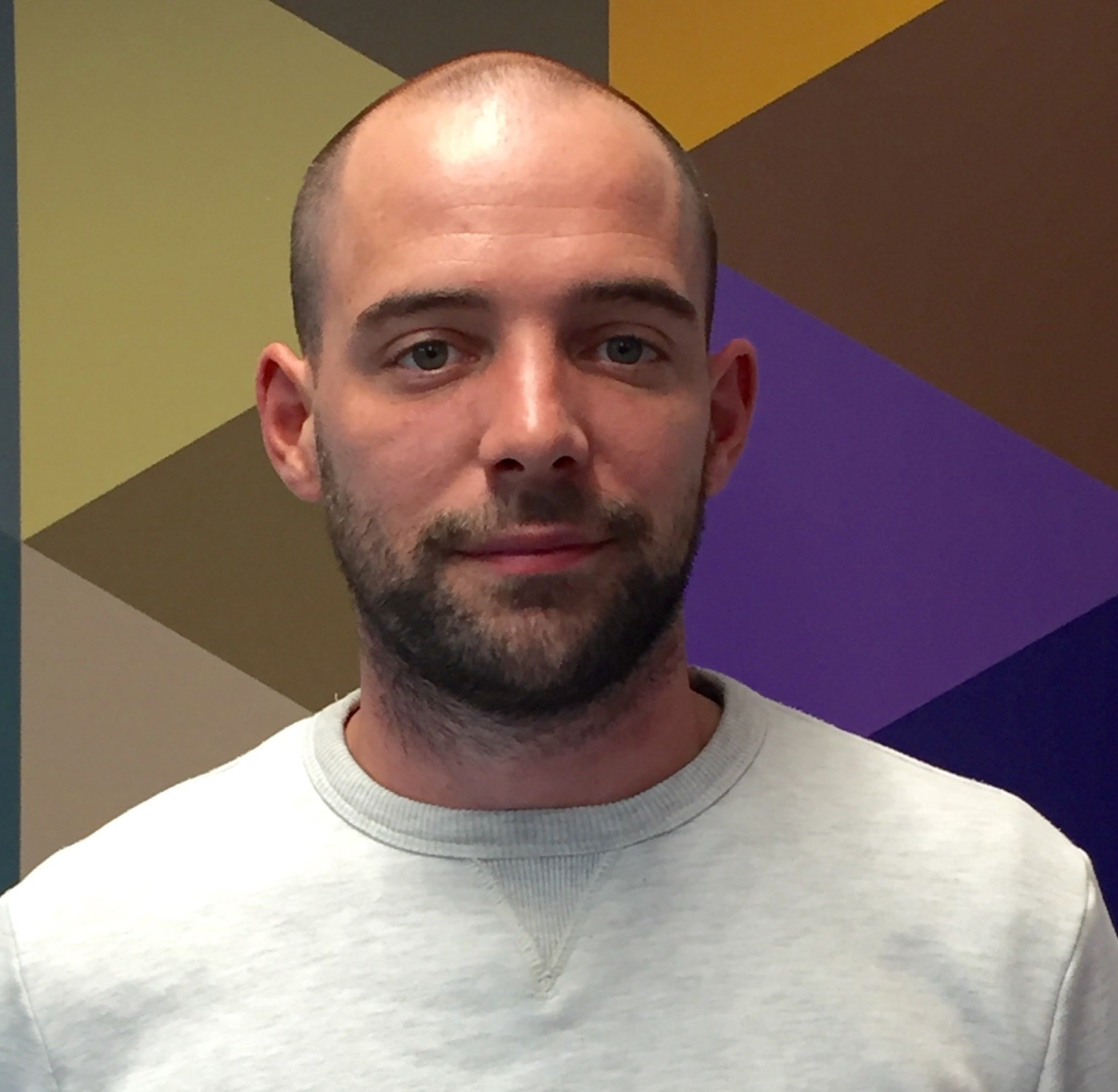 Neil Monahan is a marketing manager at Brandworkz