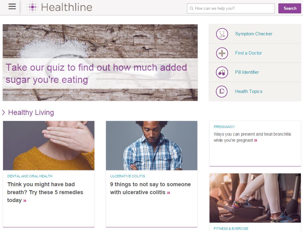 Healthline Media receives $95 million in equity funding