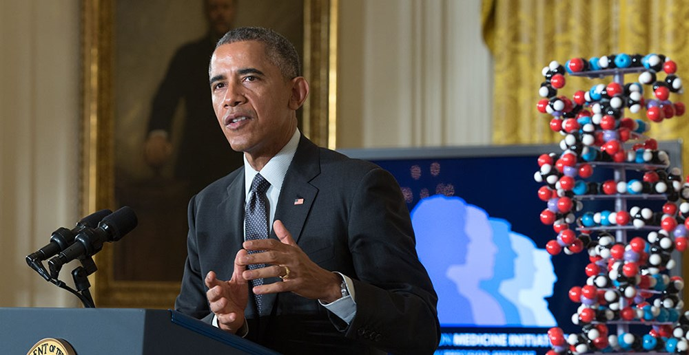 How Obama's Precision Medicine Initiative will Change Healthcare Marketing