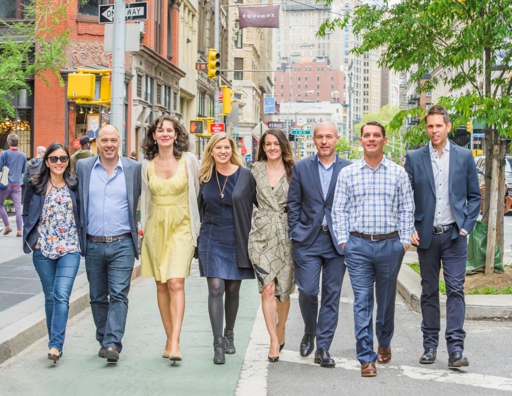 Sudler NY reorganizes, promotes 6 to EVP
