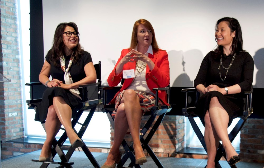 Panel: Why data is the first step in telling a human story