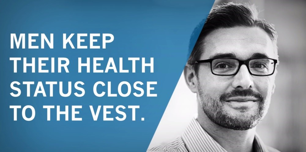 Cleveland Clinic aims to get guys talking in first men's health campaign