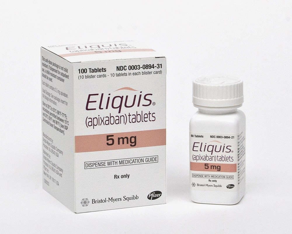 With more marketing spend behind it, Eliquis gains on market leader Xarelto