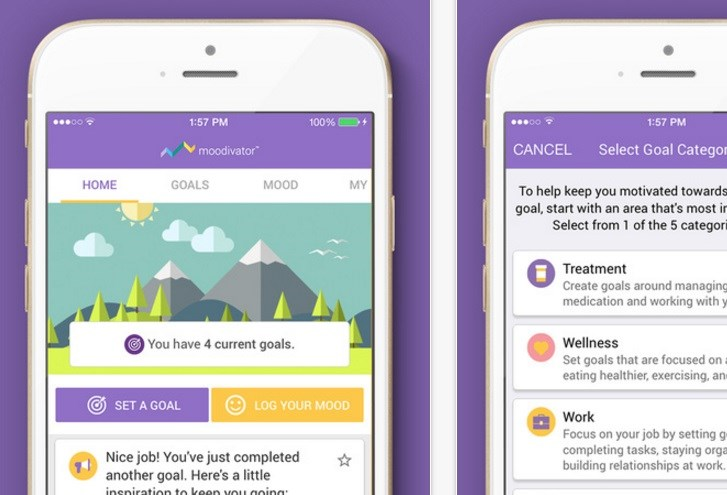 Pfizer creates app for patients with depression