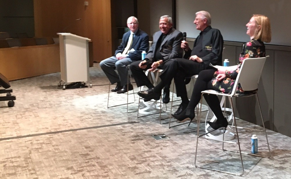 A look back: Q&As with Lester Barnett, C. Marshall Paul, and Steve Girgenti
