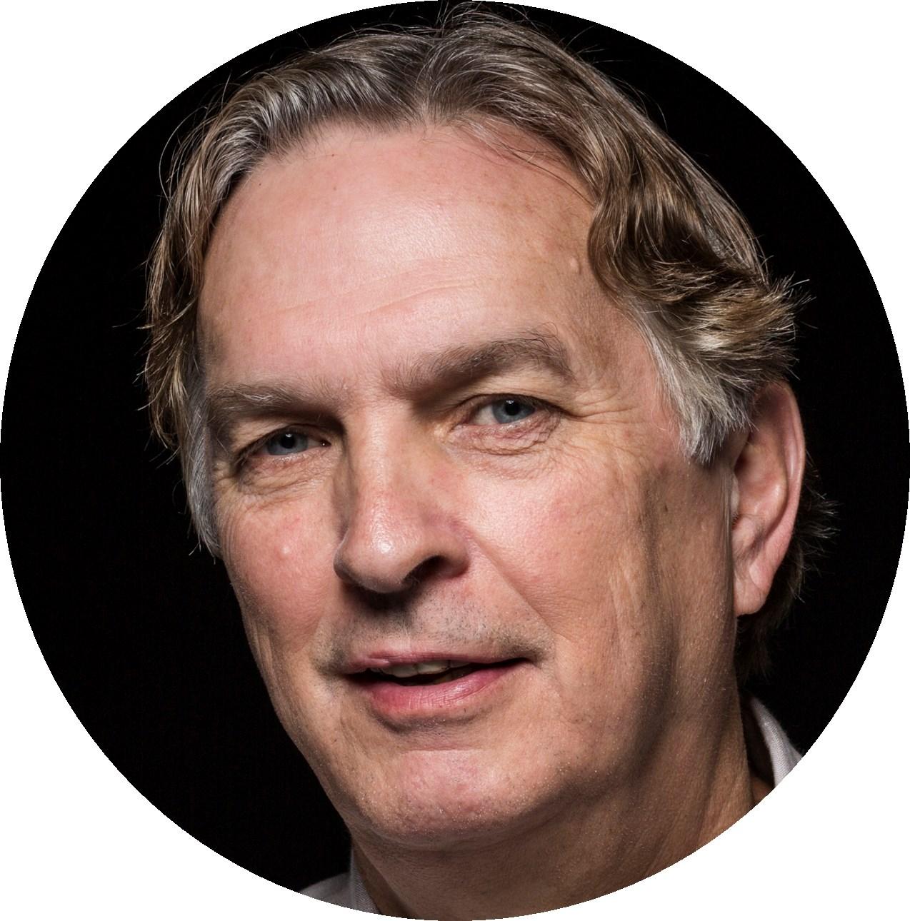 JUICE vet Robert Palmer joins HCB Health as chief innovation officer