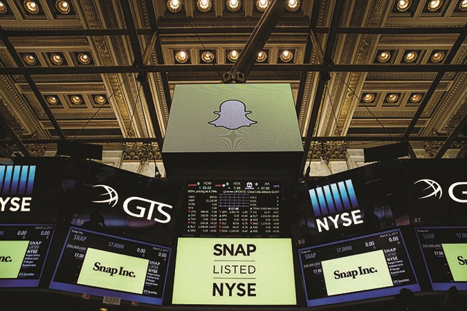 Experts say pharma's move to Snapchat is in the making