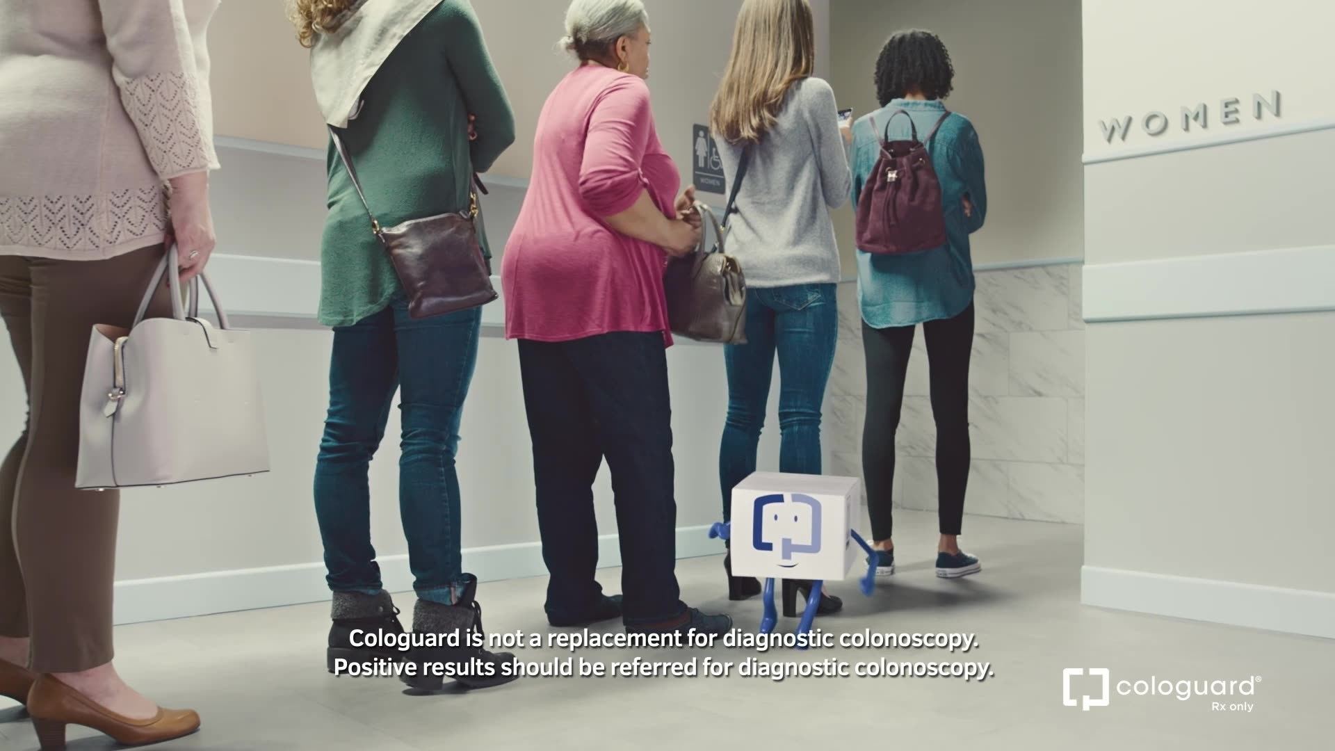 New Cologuard ad tries humor to make colon screening accessible