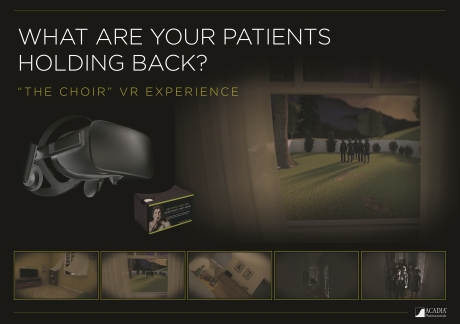 CDM Acadia VR, Best Use of Immersive Technology Gold