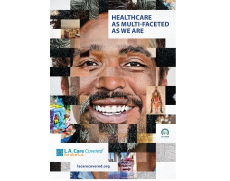 Maricich Health LA Care Multicultural Campaign Silver