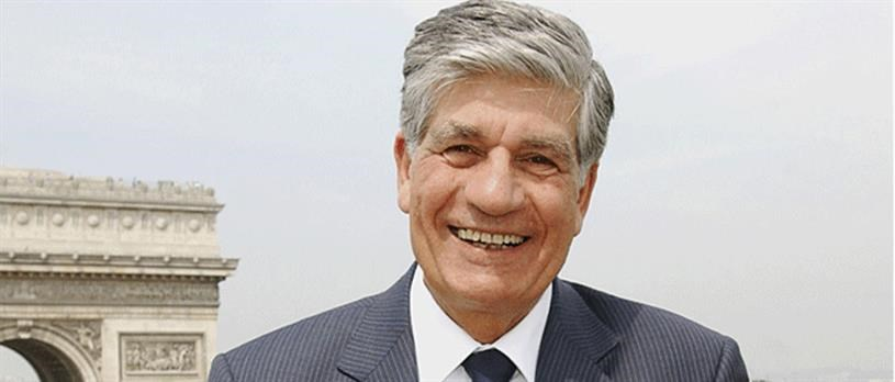 Maurice Lévy on his 30 years in charge of Publicis Groupe