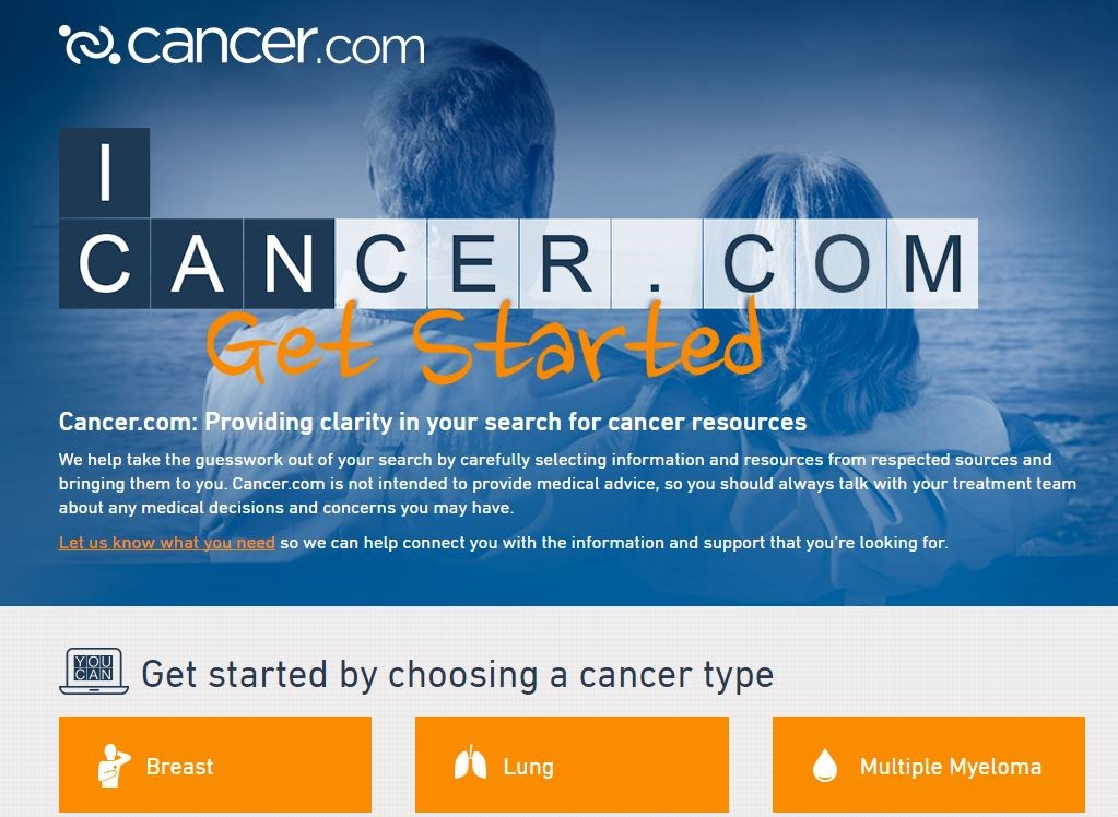 Janssen makes cancer info easy to find on the web