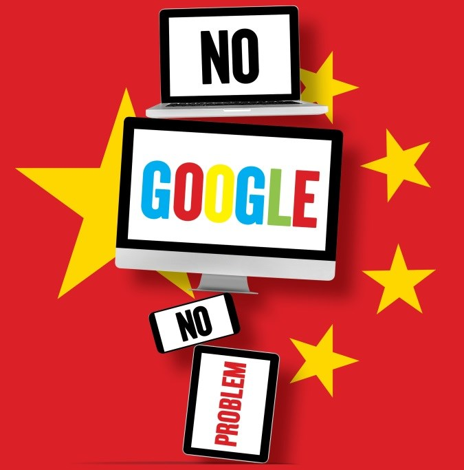 No Google, no problem: Pharma partners with China's tech giants