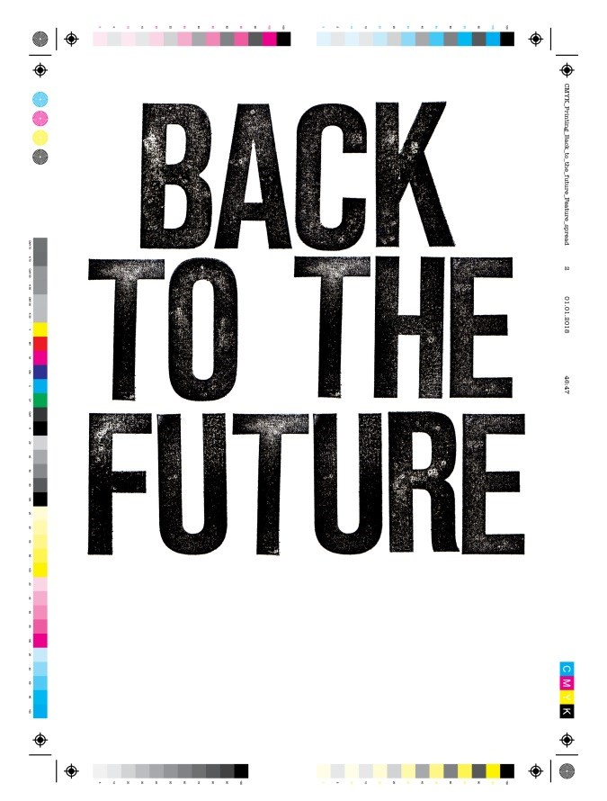 Back to the Future: Print media thrives in point of care