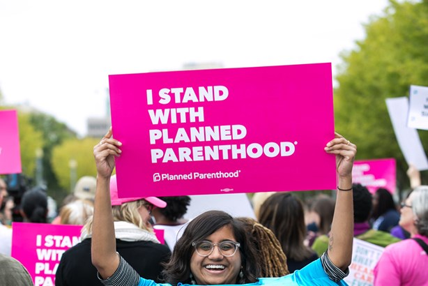 From working for one administration to fending off another: Planned Parenthood's Kevin Griffis