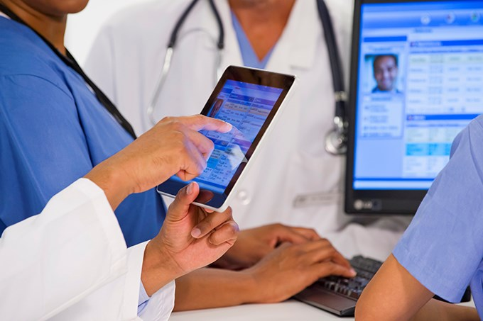 How should pharma mine electronic health records as a data source?