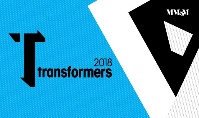 Top 40 Healthcare Transformers of 2018