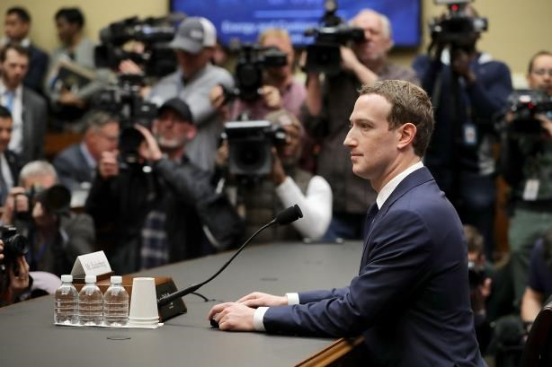 Crisis communicators give Zuckerberg high marks for testimony
