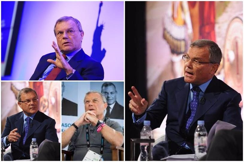 Sorrell on Sorrell: ex-WPP chief in his own words