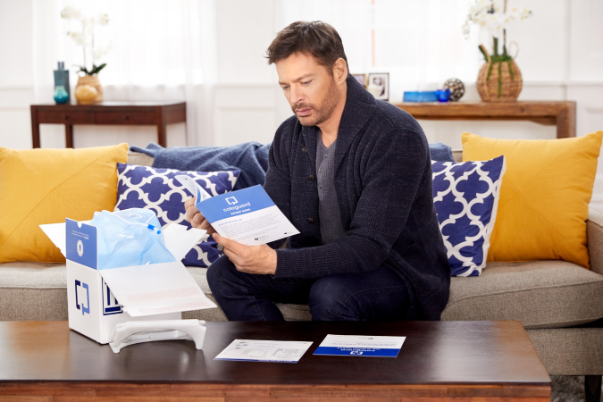 Harry Connick Jr. plays his part to stop colon cancer screening procrastination