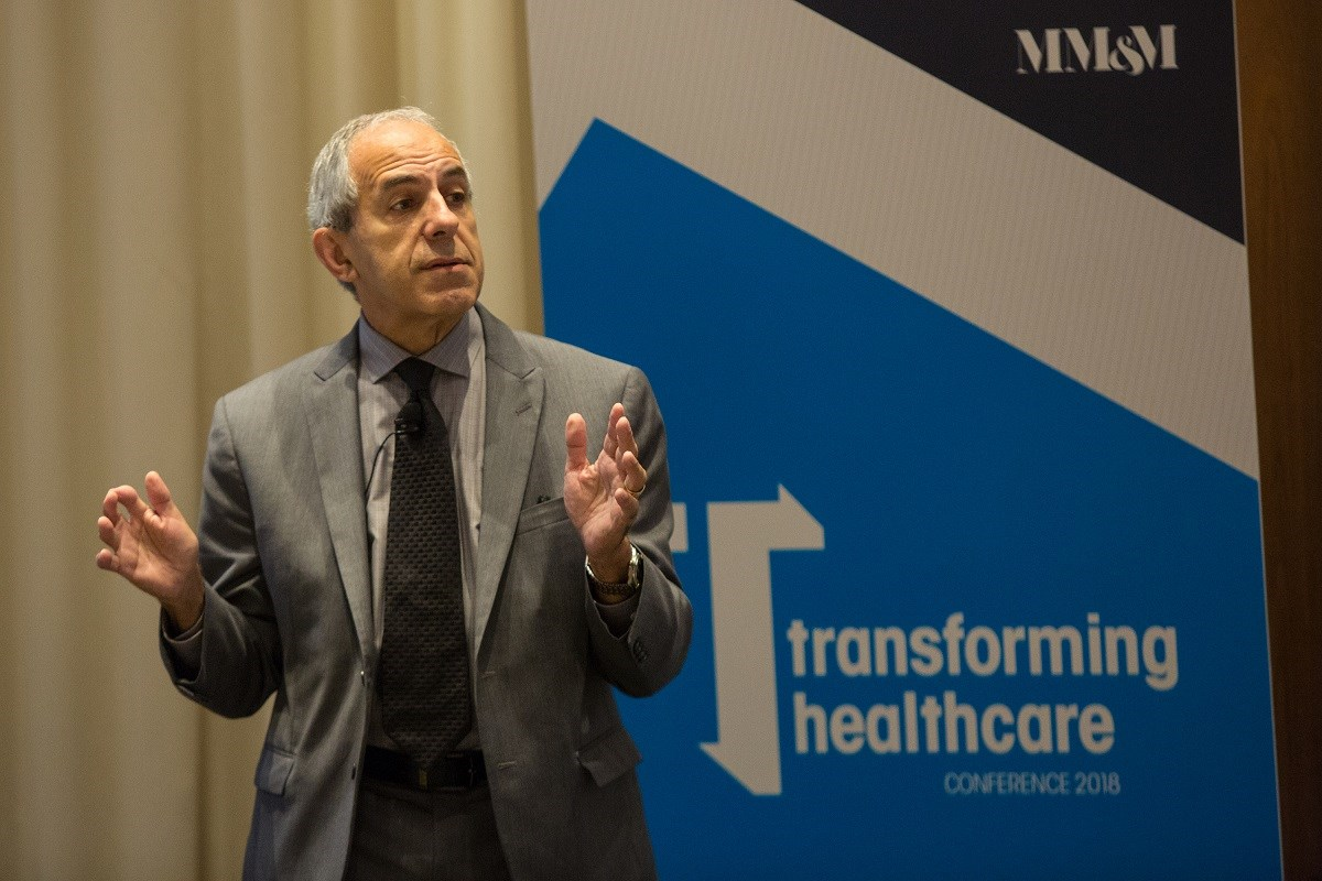 Biden Initiative's Greg Simon: Innovation comes when health system collaborates