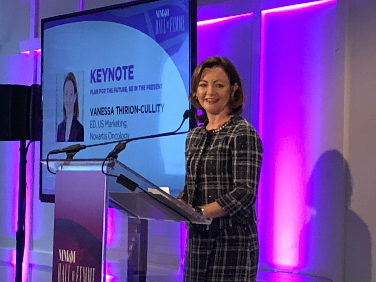 'Keep knocking on the door': Executives urge women to trust their potential