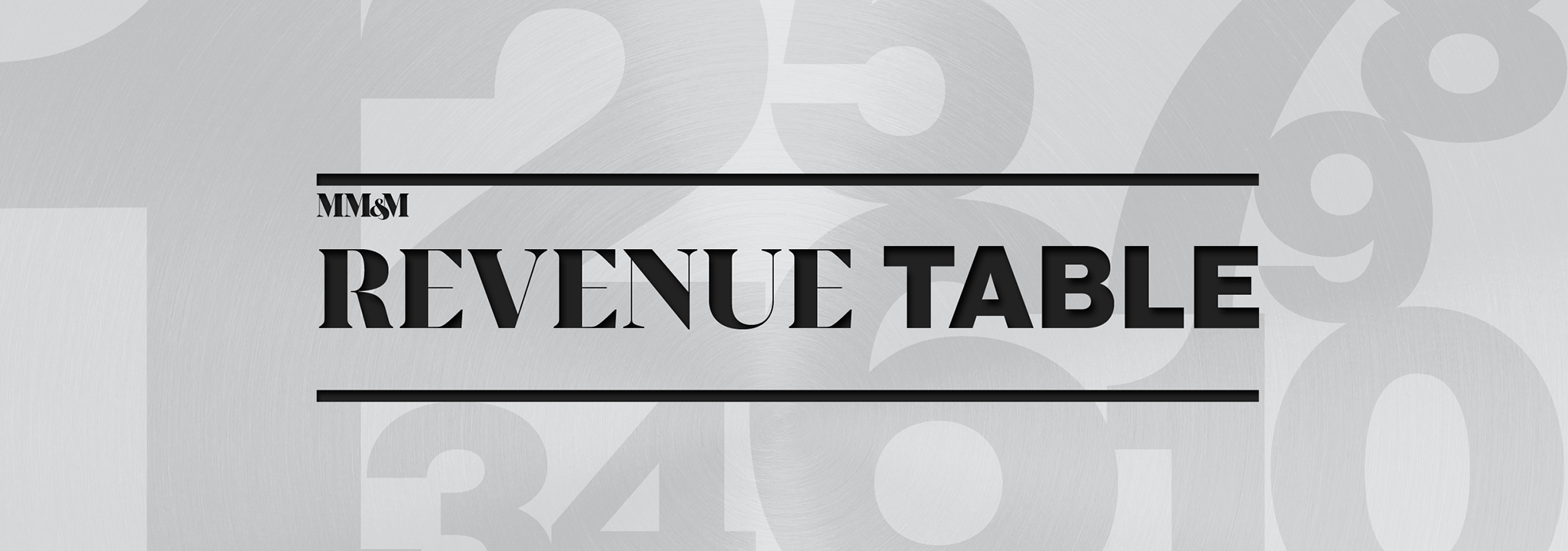 Revenue Table