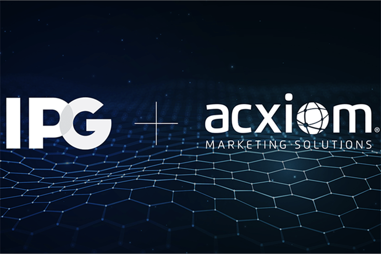 IPG acquires Acxiom for $2.3 billion