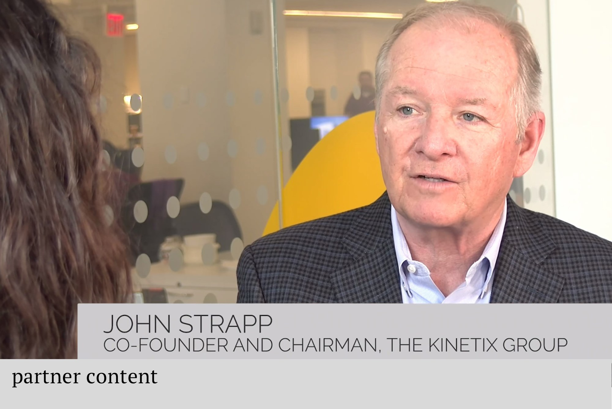 Interview | John Strapp, The Kinetix Group