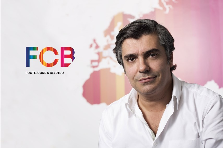 FCB Global names chief creative as new international CEO
