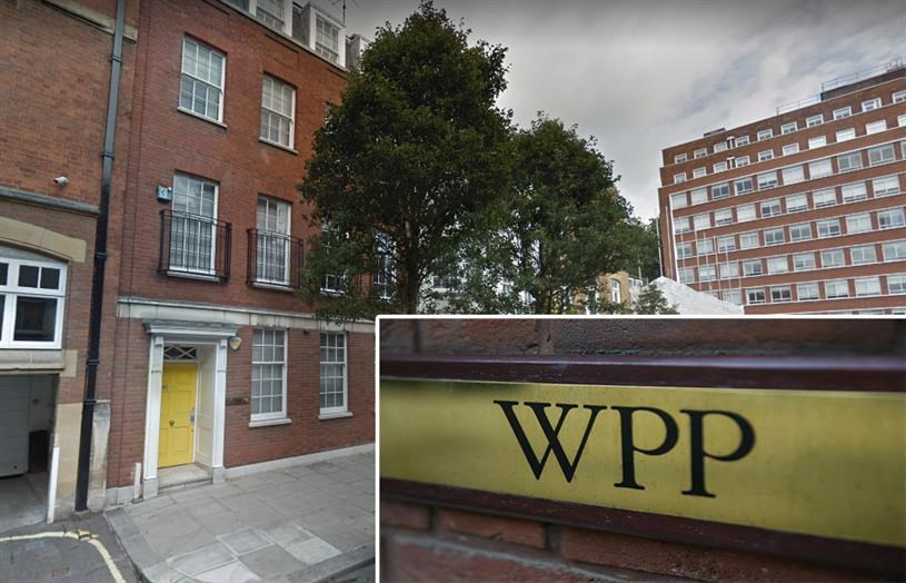 WPP leaves Farm Street HQ as it cuts links with Sorrell era