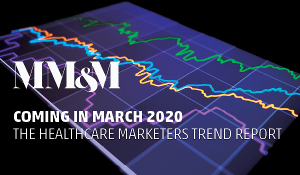 Coming in March 2020 - The Healthcare Marketers Trend Report